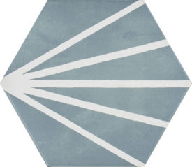 KRATIS AQUAMARINA LINE WHITE19,8 x 22,8 cm. | PaloRosa