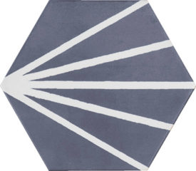 KRATIS AZUL LINE WHITE19,8 x 22,8 cm. | PaloRosa