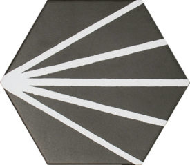 KRATIS BLACK LINE WHITE19,8 x 22,8 cm. | PaloRosa