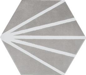 KRATIS GRIS LINE WHITE 19,8 x 22,8 cm. | PaloRosa