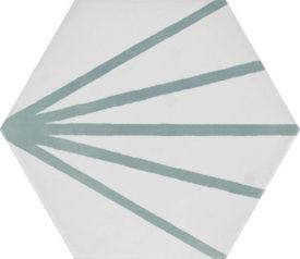 KRATIS LINE AQUAMARINA 19,8 x 22,8 cm. | PaloRosa