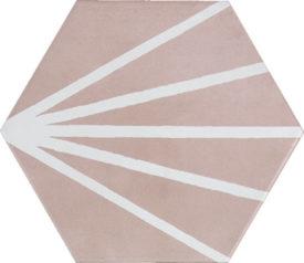 KRATIS ROSA LINE WHITE19,8 x 22,8 cm. | PaloRosa