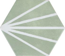 KRATIS VERDE LINE WHITE19,8 x 22,8 cm. | PaloRosa